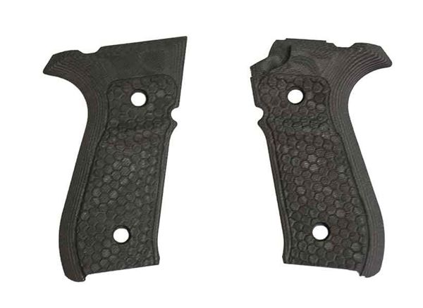 Hogue Mascus Black Rex Zero 1S Grip Panels