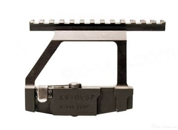 KV-04SP AK Pistol Scope Mount with Picatinny rail