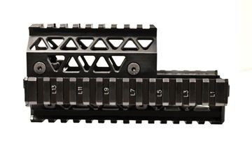 Precision Quad Rail  Handguard System