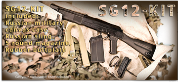 Picture of Kit, Saiga 12