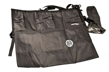 Sig Sauer Rifle Bag, Back of Car Seat, Holds up-to 20 inch, BBL, Black