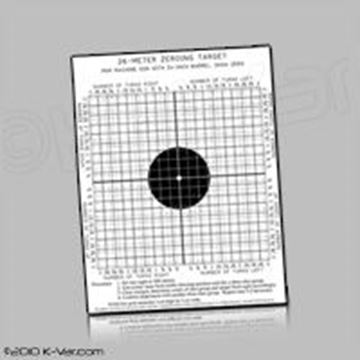 A pack of 30 targets for AK, AKS-74U, AK-102, RPK, and PKM. 6 targets of each type.