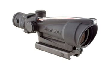 Trijicon ACOG® 3.5 x 35 Dual Illuminated Red Chevron BAC .308 Flattop Reticle w/ TA51 Mount