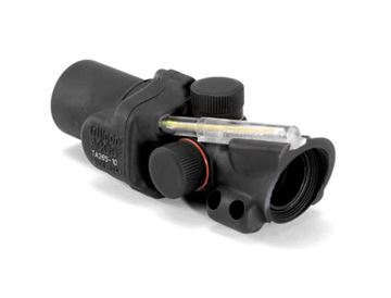 Trijicon ACOG 1.5 x 16 Short Special Ring Housing Dual Illuminated w/Green Ring & 2 MOA Dot