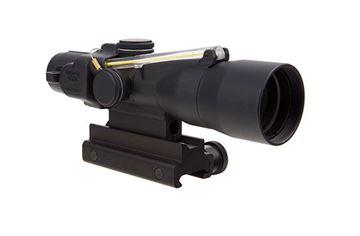 ACOG® 3 x 30 mm Dual Illuminated Green Horseshoe/Dot 7.62 x 39 mm Ballistsic Reticle w/TS Mount