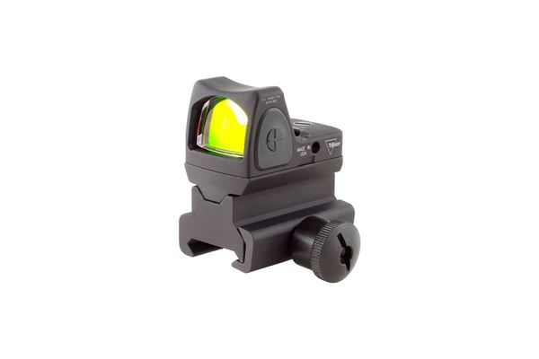 Trijicon 700048: RMR Adjustable LED Sight - 6.50 MOA Adj Red Dot w/RM34 Mount