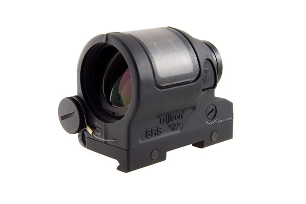 SRS® Sealed Reflex Sight, 1.75 MOA Red LED Dot w/ Flat Top Mount