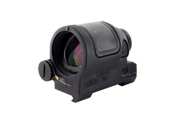 Trijicon 900001 SRS02: Sealed Reflex Sight 1.75 MOA Red Dot with Quick Release Flattop Mount