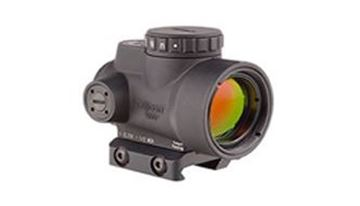 MRO-C-2200004: Trijicon MRO - 2.0 MOA Adjustable Red Dot with Low Mount