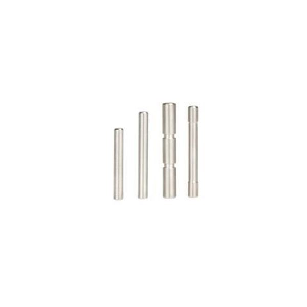 CruxOrd 4 piece Stainless Steel Pin Set