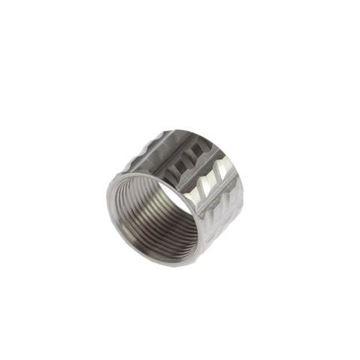 Cruxord 1/2-28 S/S Thread Protector