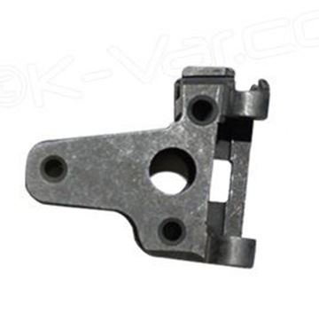 Rear Block, for Stamped Receiver, Left-side Folding Stock, 4.5mm Pivot Pin Hole, Arsenal Bulgaria