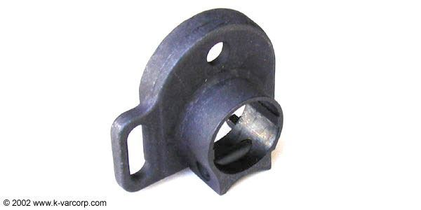 Retainer for Lower Handguard of RPK Style Rifles