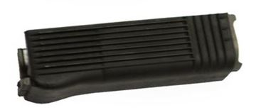 Lower Handguard for RPK, Black Polymer, Ribbed, Arsenal Bulgaria
