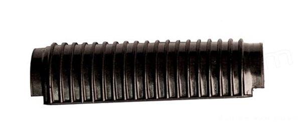 Russian Black Polymer Ribbed Upper Handguard, Molot Russia