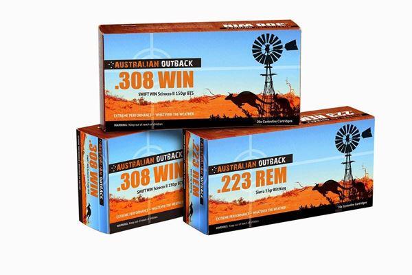 Ammo .308 WIN – 168 gr. Sierra HPBT MatchKing - 200 Rounds