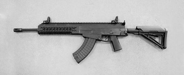 Firing Line Arms Modular Tactical Rifle