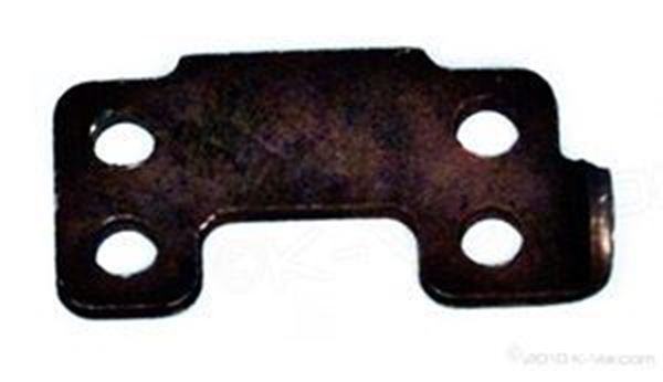 Selector Stop Plate for Stamped Receiver Rifles, black oxide finish