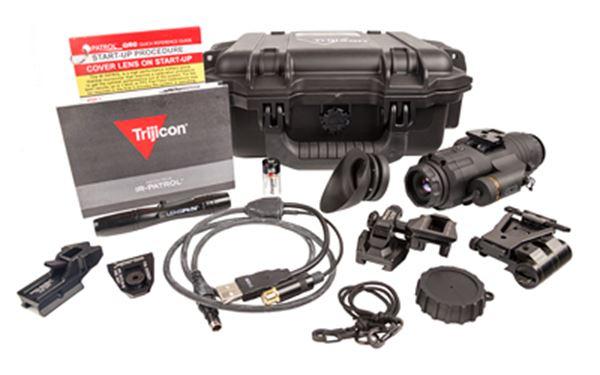 TRIJICON IR PTRL M300W 19MM BL TAC K