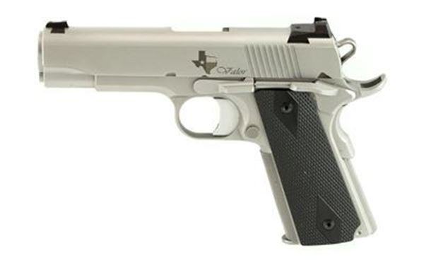 Dan Wesson Valor Commander 9mm Texas -01869