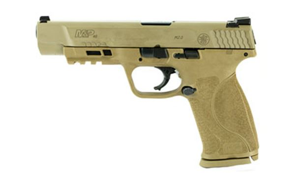 """S&W M&P 2.0 40SW 5"""" 15RD FDE NMS"""