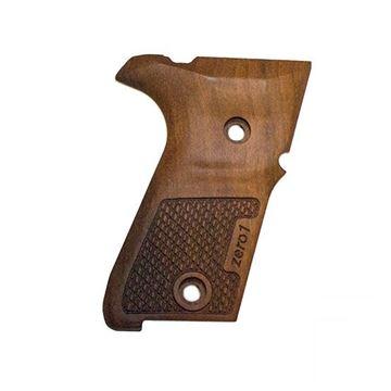 Rex Zero 1CP Oak Wood Grips