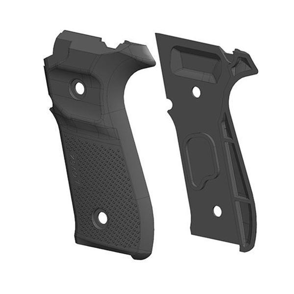 Rex Zero 1 Standard and Tactical grip panels