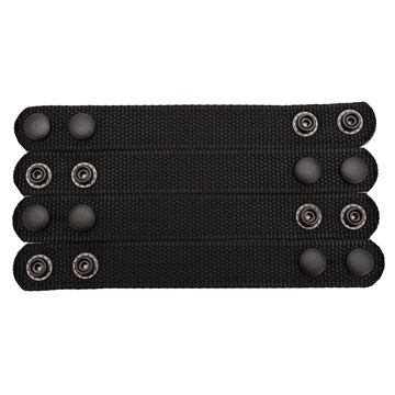 Picture of 6406 Ranger Belt Keeper-Per 4-Blk