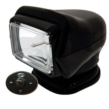 Picture of Hid Stryker Wired Dash Remote - Black