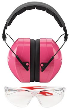 Picture of Ballistic Eyes And Ears Combo Pink