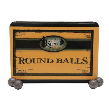 Picture of .350 64Grain Lead Balls/100