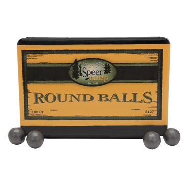 Picture of .433 120Grain Lead Balls/100