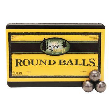Picture of .440 128Grain Lead Balls/100
