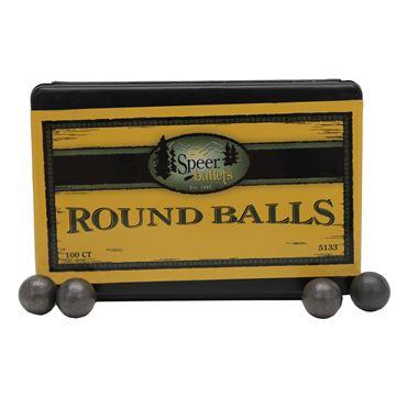 Picture of .451 138Grain Lead Balls/100