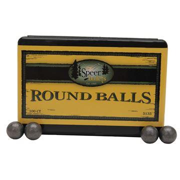Picture of .454 141Grain Lead Balls/100