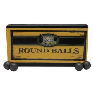 Picture of .490 177Grain Lead Balls/100