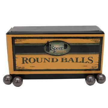 Picture of .495 182Grain Lead Balls/100