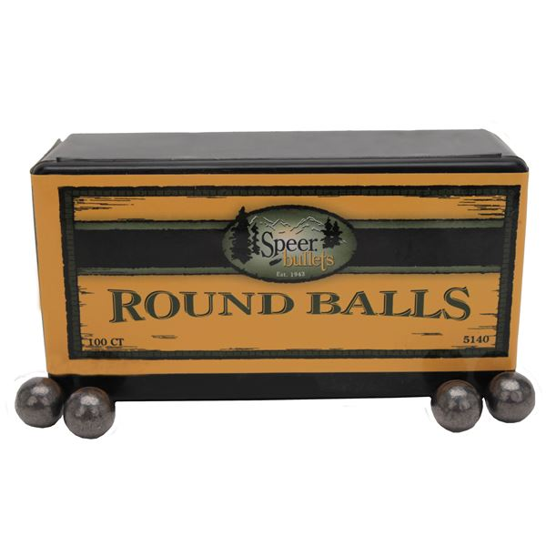 .495 182Grain Lead Balls/100