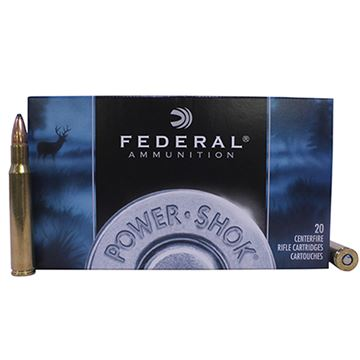 Picture of 30-06 Spg 125gr SP Power-Shock/20