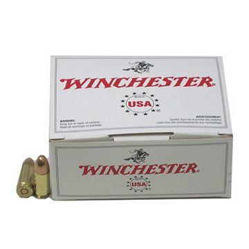 USA 9mm Luger 115gr FMJ/100