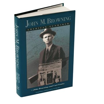 Picture of Gamisc,Book J M Browning Bio