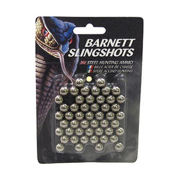 Slingshot Ammo.38 Cal. (50 Rnds)