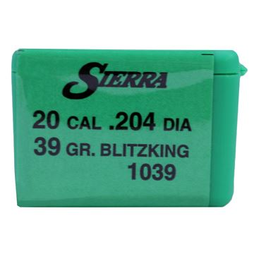 Picture of .20 Cal (.204) 39gr BlitzKing/100
