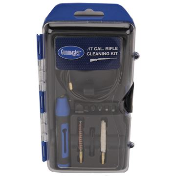 Picture of 12 Pc .17 Caliber Rifle Cleaning Kit