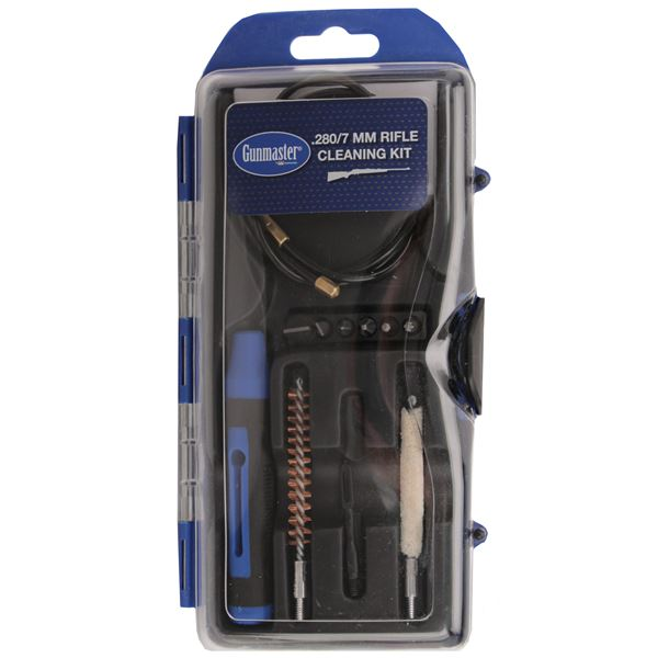 12 PC .270/280/7mm Rifle Cleaning Kit