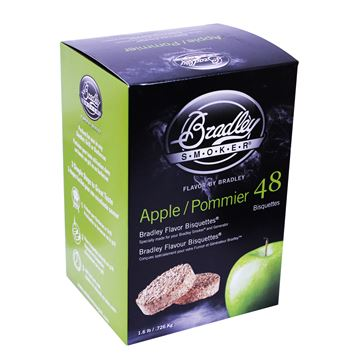 Picture of Apple Bisquettes (48 Pack)