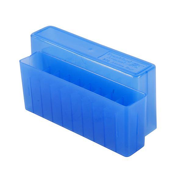 #210,  27030/06 20 ct. Ammo Box  Blue