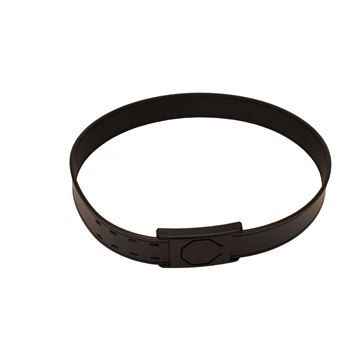 """Picture of 1-3/4"""" Blk 36""""W OffDty 1 pc Buckle"""
