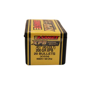 """Picture of 45116 45 Colt .451"""" 200gr XPB FB /20"""