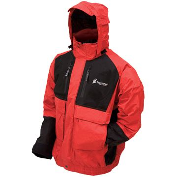 Picture of Firebelly TOADZ Jacket LG-RD/BK
